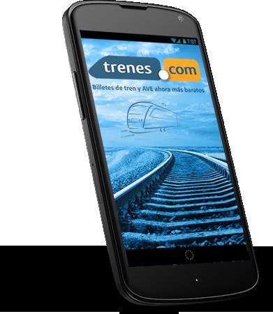 App de Trenes.com