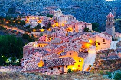 Teruel   Albarracin