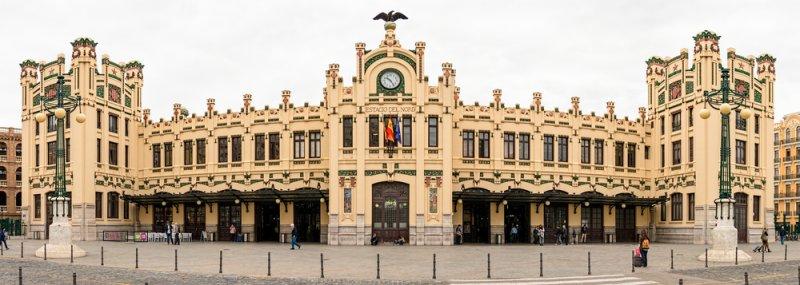 Valencia estación Norte