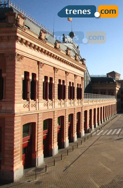 Madrid Atocha Exterior 1