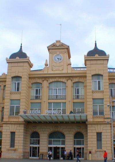 Lleida Pirineus Fachada