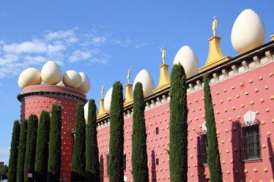 AVE Figueres Vilafant Museu Dalí