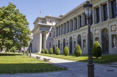 Madrid Museo del Prado