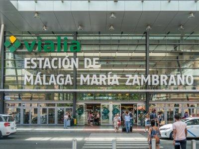 AVE Málaga Maria Zambrano