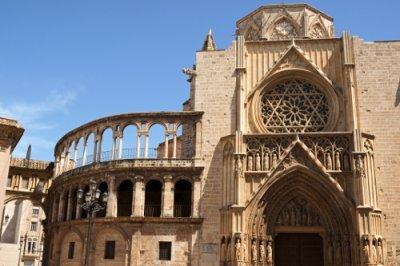 AVE Valencia Catedral