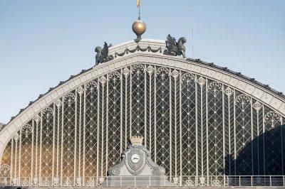 Reloj Atocha