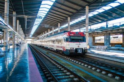 AVE Estación Córdoba