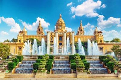 AVE Barcelona Montjuic