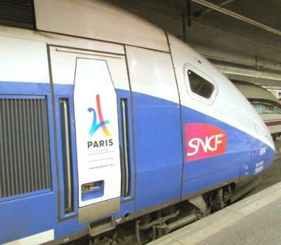 TGV Francia