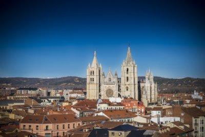 AVE León Catedral de León