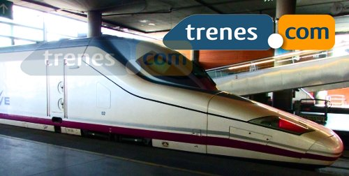 """Renfe AVE tipo """"Pato"""""""