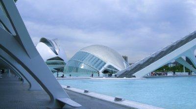 AVE Valencia Ciudad de las Artes