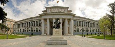 AVE Madrid El Museo del Prado