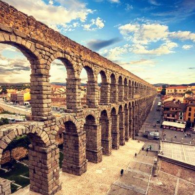 AVE Segovia Acueducto