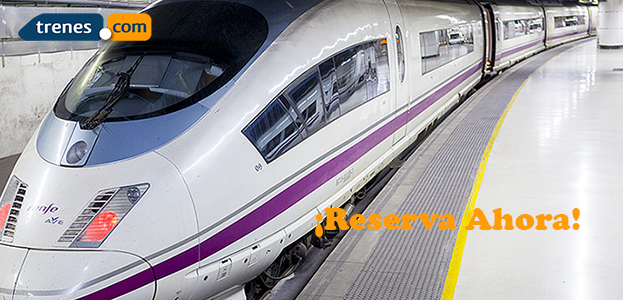 Billetes De Tren Renfe Y Ave Ofertas De Trenes Por 25 ... - photo#9