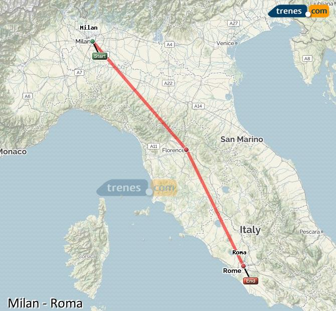 Milan To Rome   Best Upcoming Cars Reviews