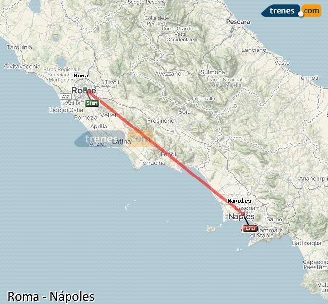 Cartina Michelin Roma.Roma Napoli Channel